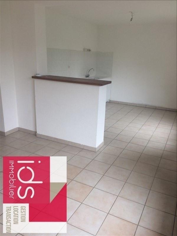 Rental apartment Allevard 597€ CC - Picture 3