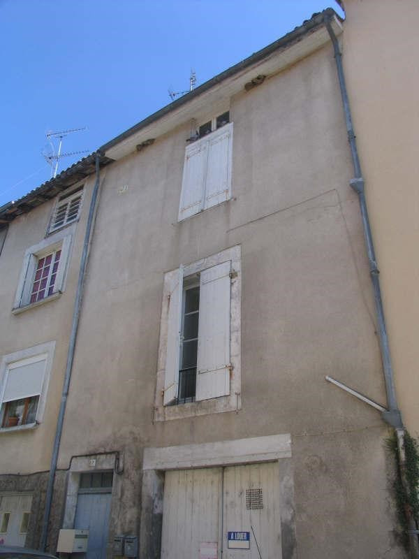 Investment property building Nontron 75900€ - Picture 5