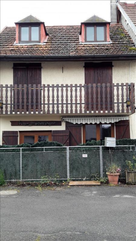 Sale house / villa Yenne 118000€ - Picture 1