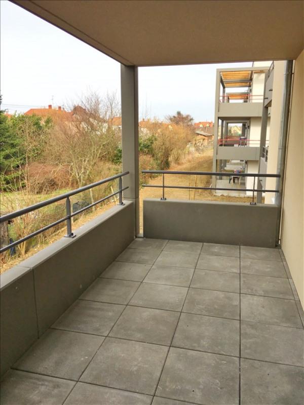 Vente appartement Souffelweyersheim 197000€ - Photo 3