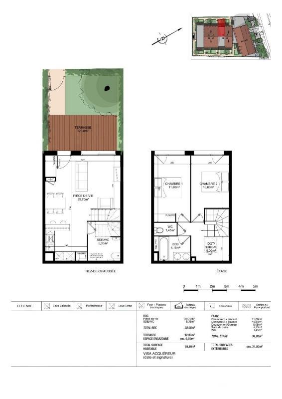 Vente appartement St orens de gameville 269000€ - Photo 5