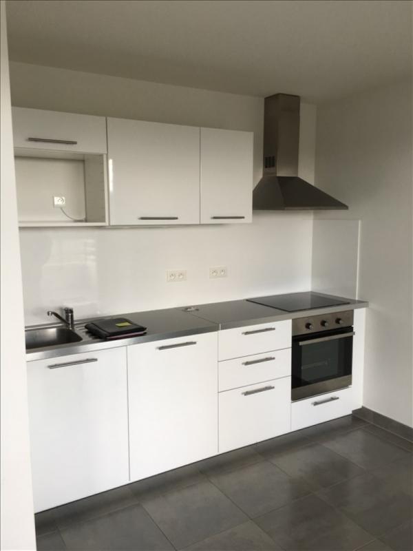 Rental apartment Hoenheim 771€ CC - Picture 1