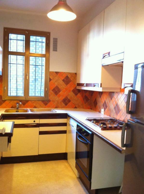 Location appartement Asnieres sur seine 1295€ CC - Photo 2