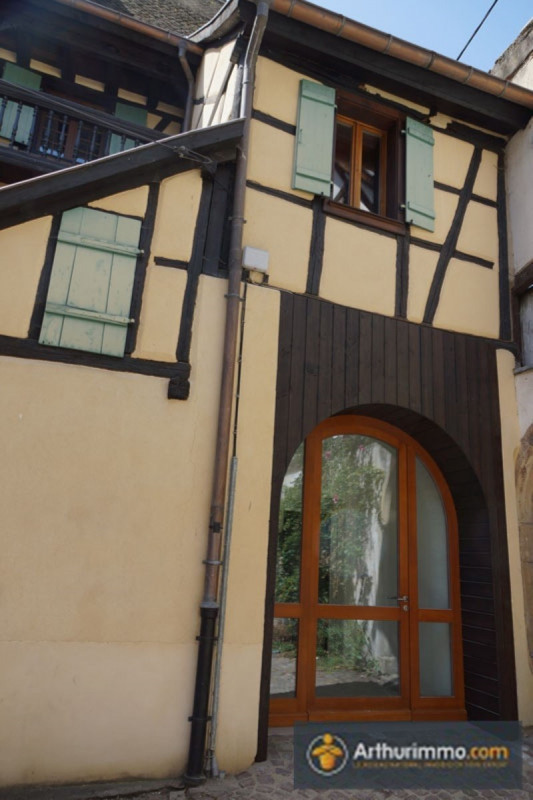 Vente appartement Eguisheim 175000€ - Photo 1