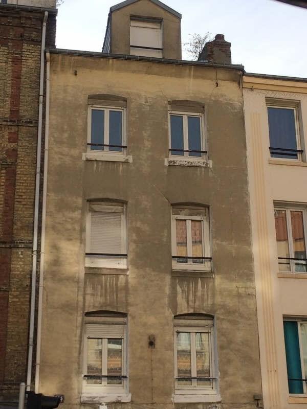 Produit d'investissement immeuble Le havre 265000€ - Photo 1