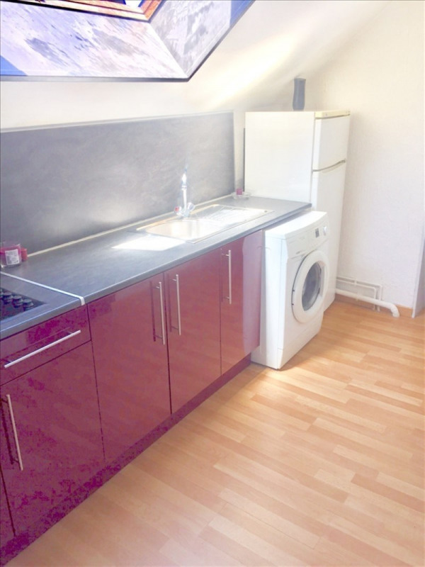 Rental apartment Longjumeau 590€ CC - Picture 1