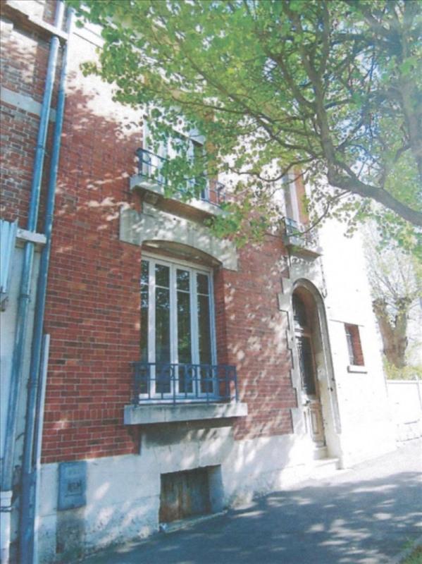 Vente maison / villa Soissons 153300€ - Photo 1