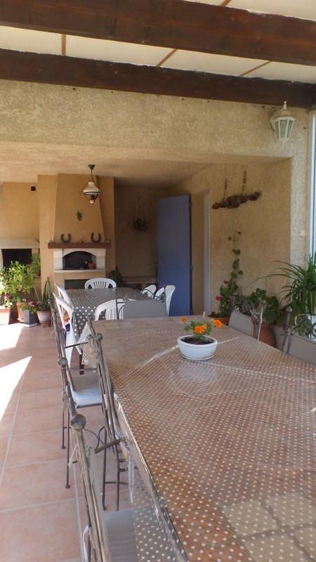 Vente maison / villa Lamotte-du-rhône 375000€ - Photo 5