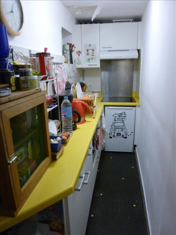 Sale apartment Paris 2ème 285000€ - Picture 2