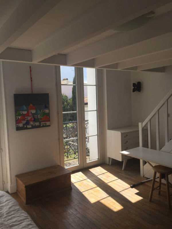 Vacation rental apartment Royan 388€ - Picture 1