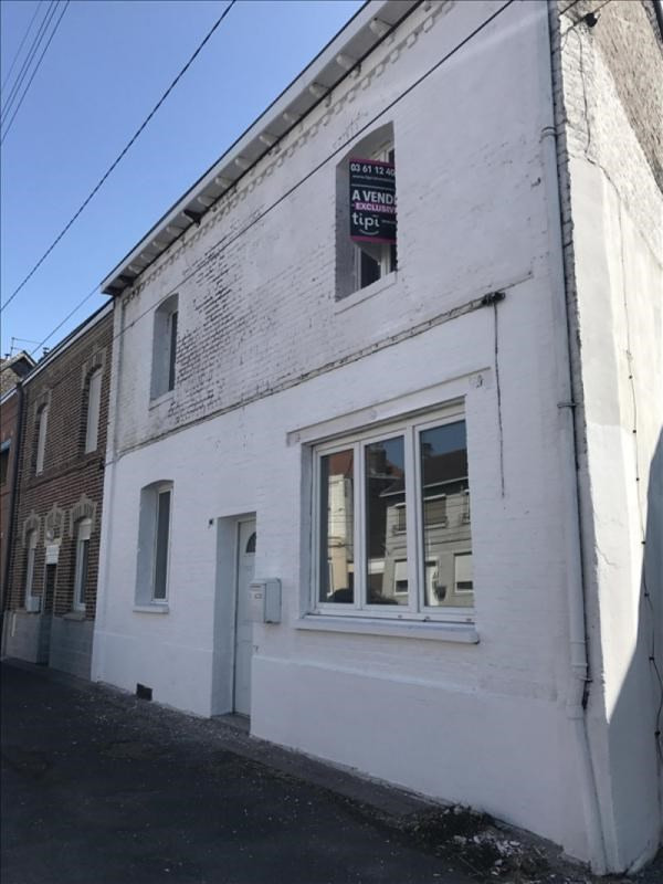 Vente maison / villa Mazingarbe 118000€ - Photo 1