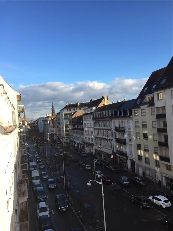 Rental apartment Strasbourg 927€ CC - Picture 3