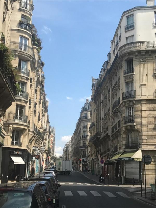 Revenda loja Paris 18ème 185000€ - Fotografia 3