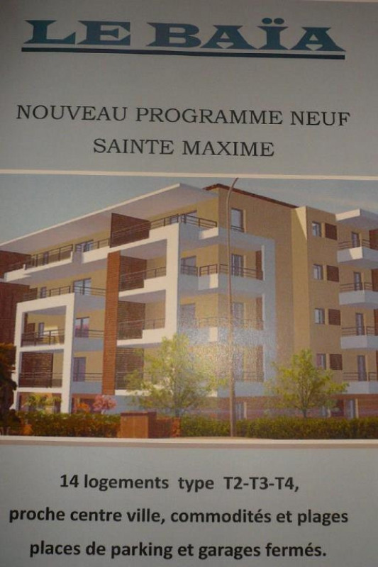 Sale apartment Ste maxime 565 000€ - Picture 7