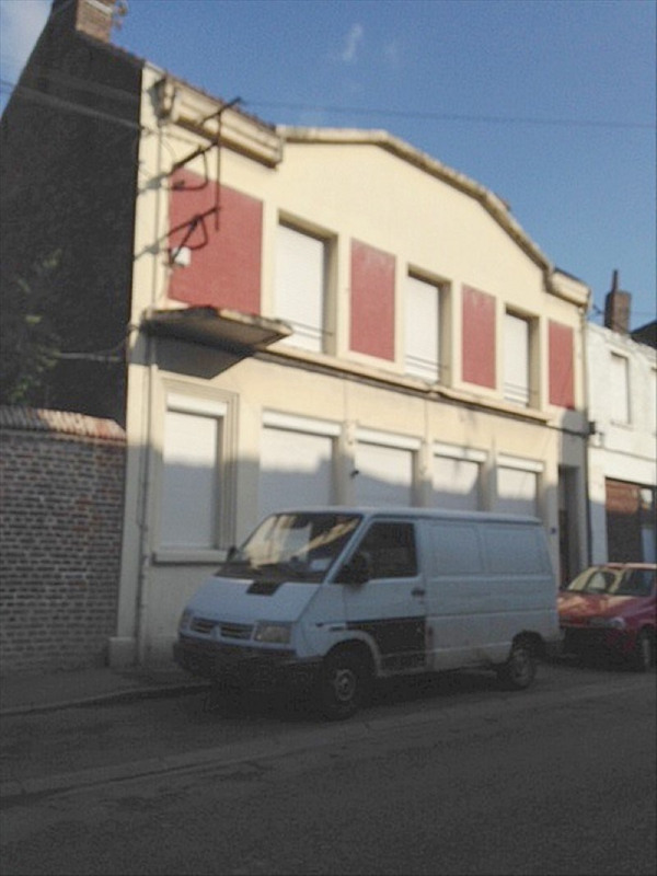 Sale house / villa Sallaumines 146500€ - Picture 1