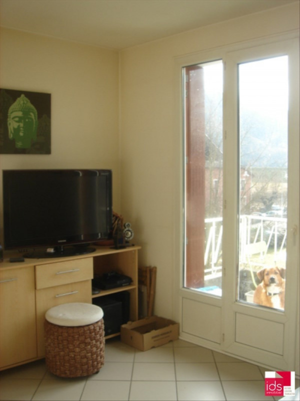 Rental apartment Allevard 515€ CC - Picture 1