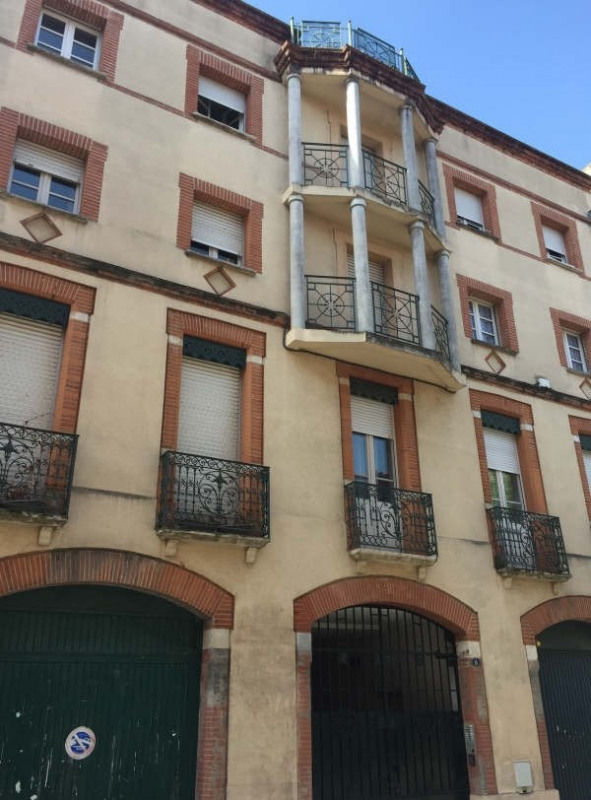 Location appartement Toulouse 397€ CC - Photo 1