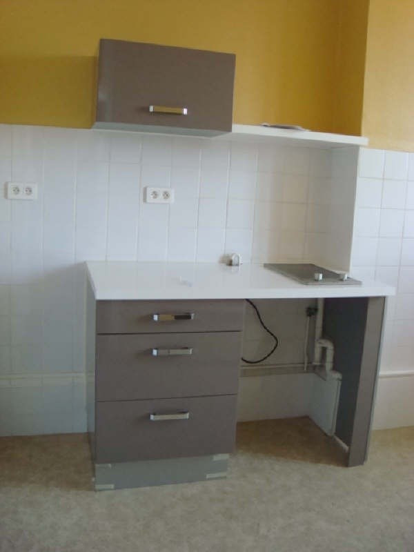 Location appartement Montlucon 320€ CC - Photo 1