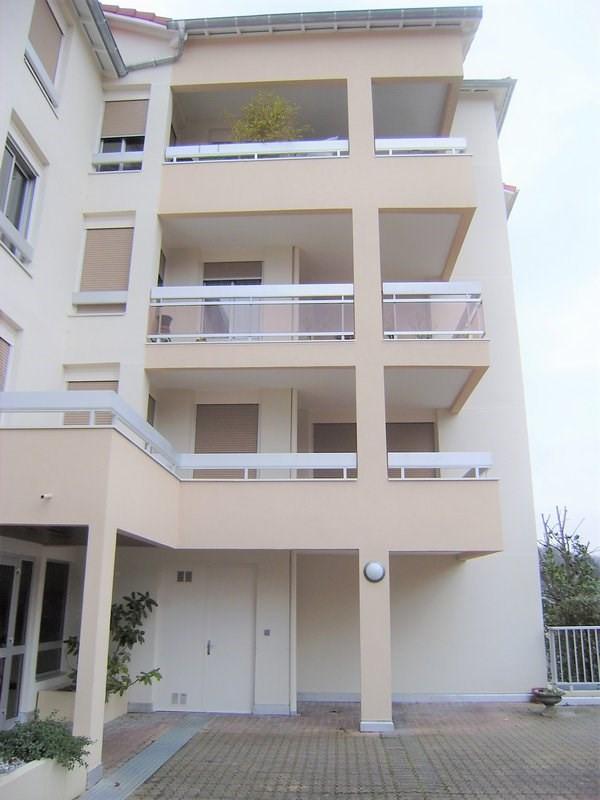 Venta  apartamento Charbonnieres les bains 199000€ - Fotografía 3