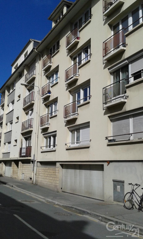 Vente appartement Caen 65 000€ - Photo 1