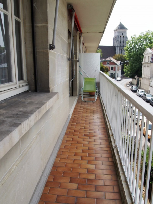 Sale apartment Creteil 352 000€ - Picture 2