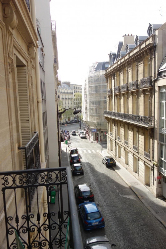 Rental apartment Paris 16ème 2657€ CC - Picture 1