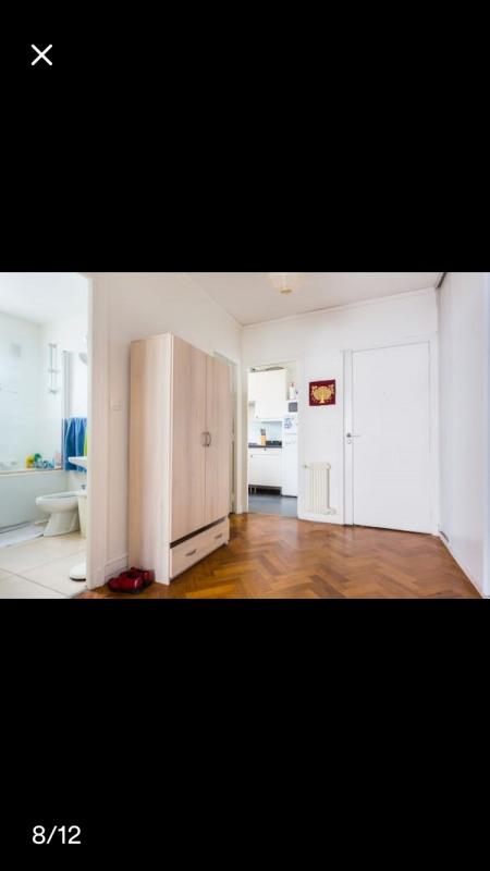Rental apartment Paris 17ème 1100€ CC - Picture 5
