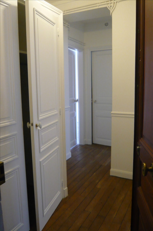 Rental apartment Paris 16ème 1190€ CC - Picture 2