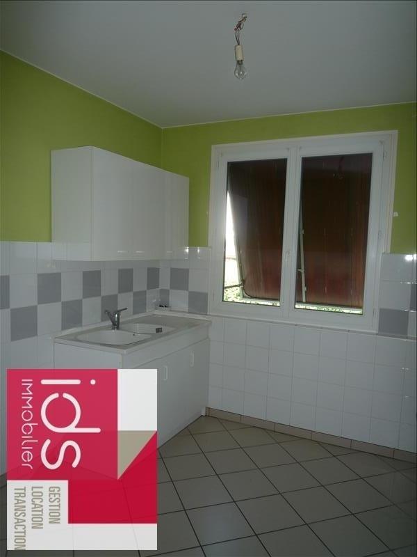 Location appartement Allevard 500€ CC - Photo 1