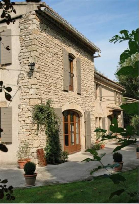 Vente de prestige maison / villa Monteux 645000€ - Photo 2