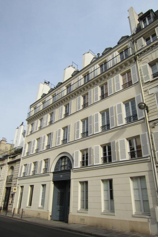 Rental apartment Paris 7ème 1099€ CC - Picture 1