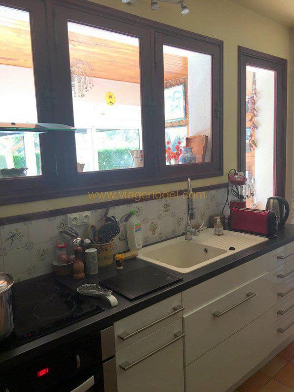 Vendita nell' vitalizio di vita casa Méounes-lès-montrieux 130000€ - Fotografia 8