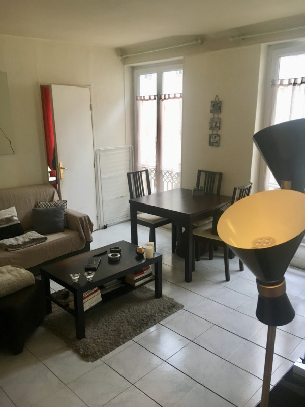 Vente appartement Paris 17ème 277 200€ - Photo 1