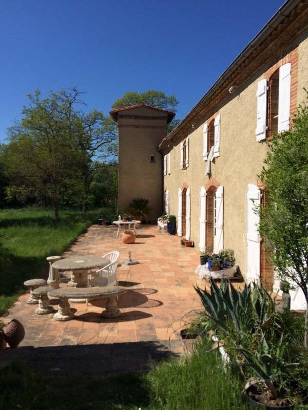 Location maison / villa Villefranche de lauragais 1004€ CC - Photo 1