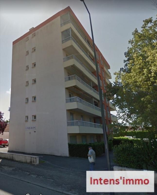 Vente appartement Romans sur isere 39000€ - Photo 1