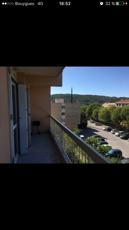 Rental apartment Aix-en-provence 565€ CC - Picture 1