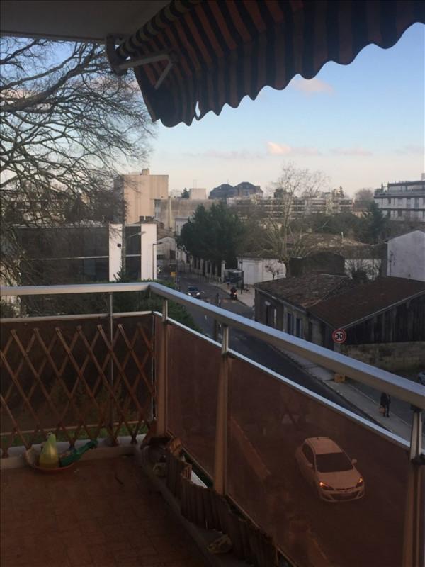 Sale apartment Bordeaux cauderan 388500€ - Picture 2