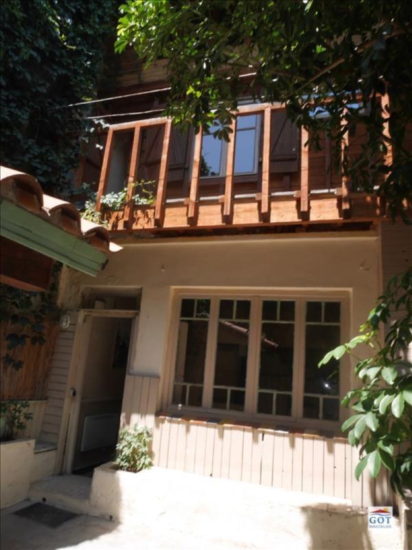 Vente maison / villa Villelongue de la salanque 150000€ - Photo 1