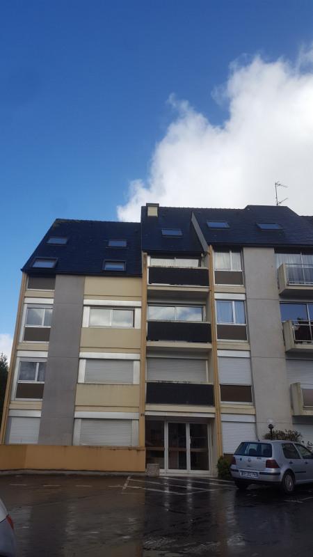 Vente appartement Quimper 49500€ - Photo 1
