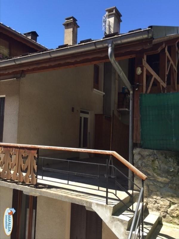 Vente appartement Mont-saxonnex 106000€ - Photo 2