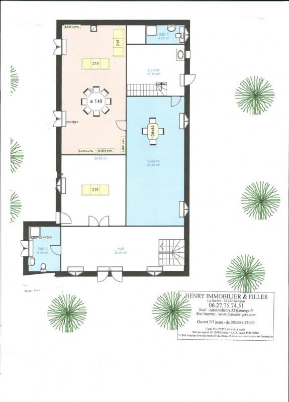 Sale house / villa Samatan 14 km sud ouest 298000€ - Picture 58