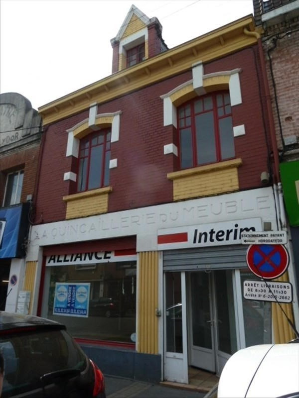 Vente immeuble Bethune 122 000€ - Photo 1
