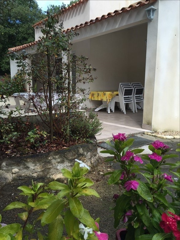 Vente maison / villa Jard sur mer 270400€ - Photo 2