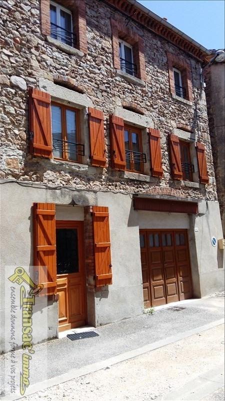 Vente maison / villa Courpiere 83545€ - Photo 1