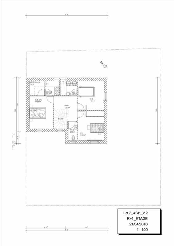 Vente maison / villa Orgeval 438402€ - Photo 3
