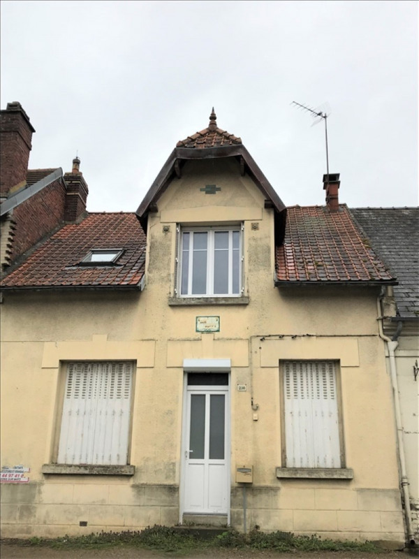 Vente maison / villa Tracy le mont 97 000€ - Photo 1