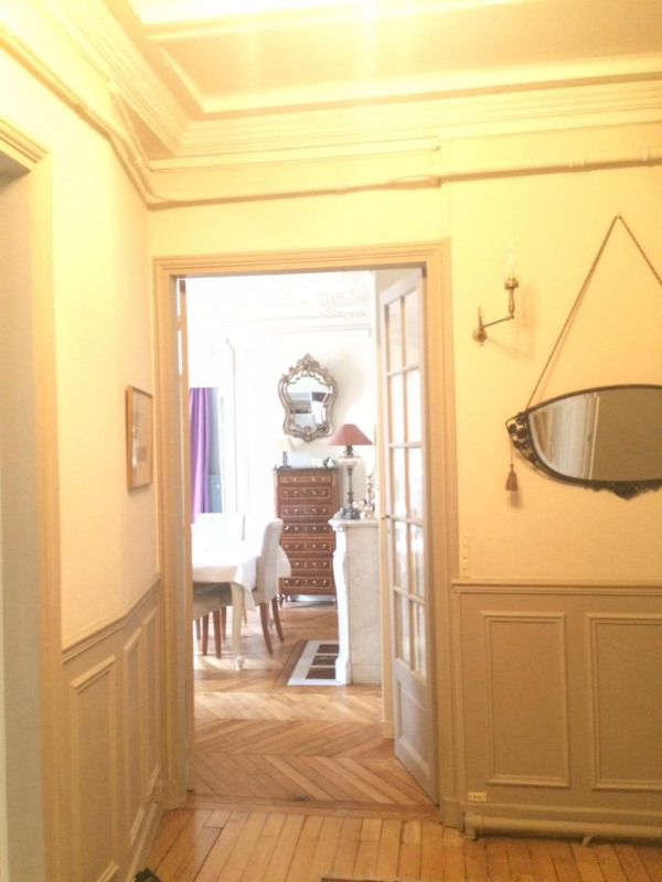 Rental apartment Paris 16ème 2600€ CC - Picture 10