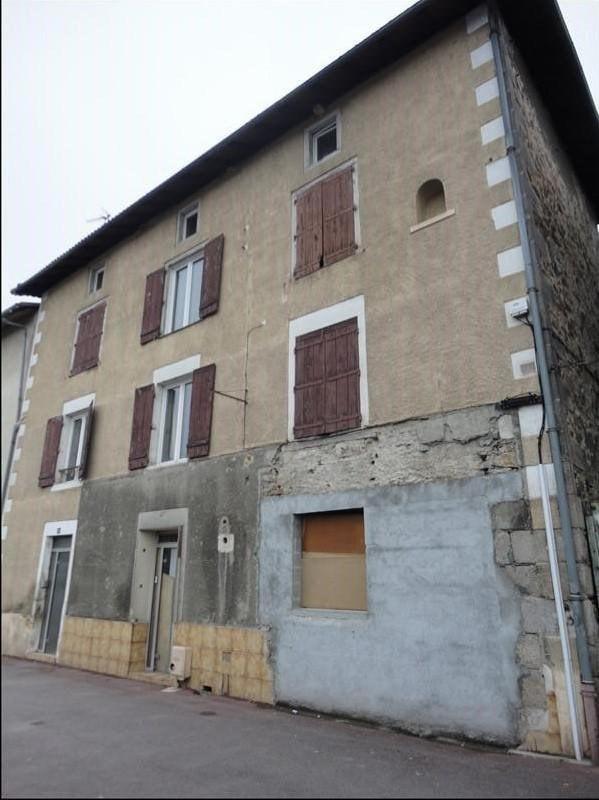Vente immeuble Limoges 105000€ - Photo 1