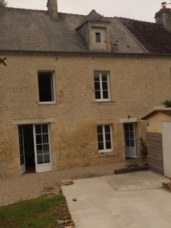 Vente maison / villa St pierre canivet 116900€ - Photo 1