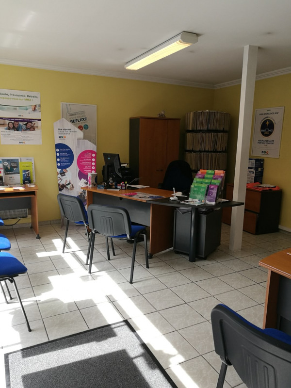 Location local commercial Melun 1200€ +CH/ HT - Photo 2